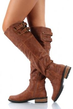 Cognac Tall Boots $38.20..might have to get these