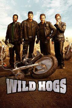 Wild Hogs: love this movie!!