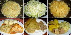 Jídla z bílého hlávkového zelí 10x jinak. Zelná polévka, dušené zelí, zelné placky a další recepty | | MAKOVÁ PANENKA Cooking, Kitchen, Cuisine