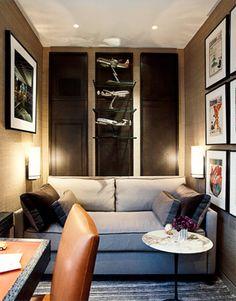 A Versatile Guest Room