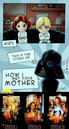 Let's just skip this end part here . How I Met Your Mother, Tori Tori, Starwars, Film Serie, Comedy Series, Tv Series, Himym, Star Wars Humor, I Meet You