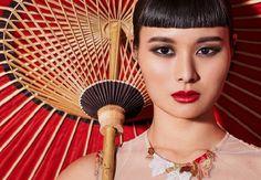 Shiseido Rouge Rouge Lipstick Fall 2016