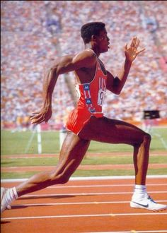 Carl Lewis won 9 olympic medals during his career span of 1979-1996.