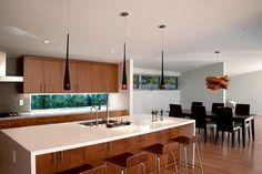 modern kitchen  - JP Builders, Inc