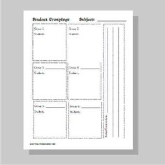 Free Teacher Planning Binder from The Curriculum Corner | This binder has EVERYTHING you need!