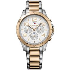 Tommy Hilfiger Time 3 hands Alex watch for women TH1781525