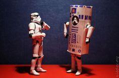 Stormtrooper`s joke
