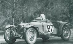 24H LE MANS 1934 - RILEY NINE MPH SIX  #27 -  Jean Sébilleau - Georges Delaroche