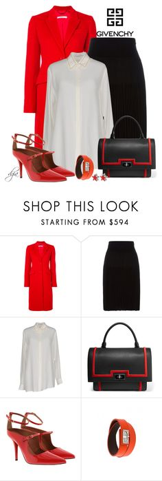 """Givenchy-Total Look"" by dgia ❤ liked on Polyvore featuring Givenchy"