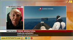 'Políticas de Occidente provocan crisis migratoria en Tercer Mundo'