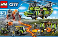 60125-1: Volcano Heavy-Lift Helicopter | Brickset: LEGO set guide and database