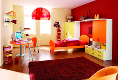 What Will Happen If Use Bright Color In Your Home? ~ Home Decors