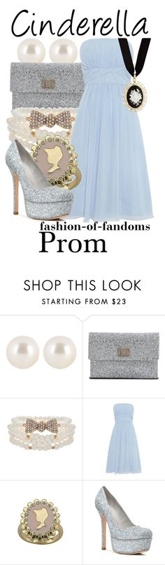 """""""Cinderella"""" by fofandoms ❤ liked on Polyvore featuring Henri Bendel, Anya Hindmarch, Talullah Tu, Ariella, Disney Couture, Alice + Olivia and Red Herring"""