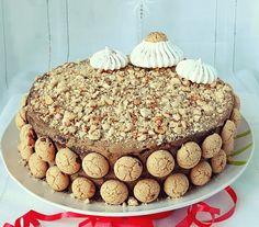 .: Tort Agnes Bernauer My Recipes, Tiramisu, Ethnic Recipes, Food, Essen, Meals, Tiramisu Cake, Yemek, Eten