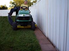 about fences and walls in landscaping