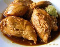Chicken Adobo In Coconut Milk Recipe - Food.com: Food.com
