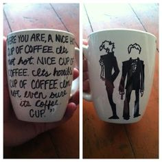 """So the quote isn't from sherlock, it's from something called """"Cabin Pressure"""", but the picture on the other side is of Sherly I think, and the quote COULD be Sherlock. So I think I might have to do this sometime for somebody who'd get it :D"""