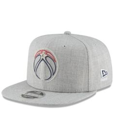 finest selection cce71 b5745 New Era Washington Wizards Logo Trace 9FIFTY Snapback Cap   Reviews -  Sports Fan Shop By Lids - Men - Macy s