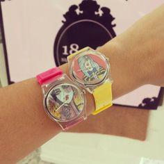 ¡Ya tenemos nuevos relojes de Cari Barbachano! via @1808suitedemode