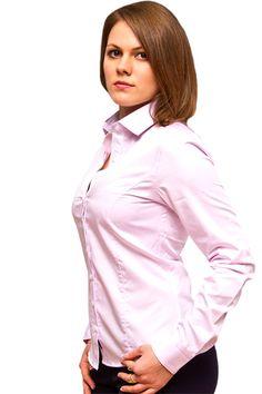 65fbcc757d0 Деловая рубашка с длинным рукавом купить недорого в Москве