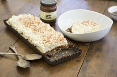 Maggie's Banoffee Pie with Dark Chocolate & Vino Cotto Caramel