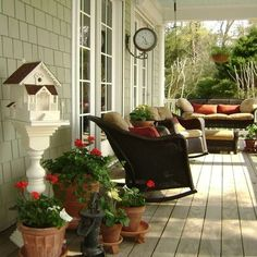 Porches Design, Pictures, Remodel, Decor and Ideas - page 6