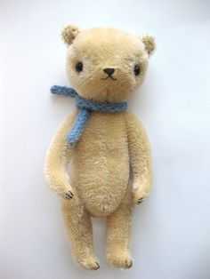 small ivory bear (the sister)