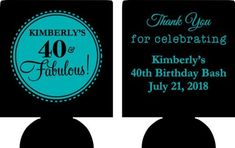 funny 40th birthday party favors no minimums halfway to 80 quick ship