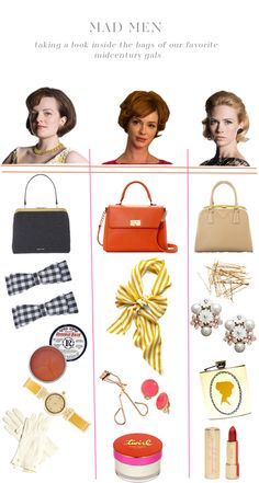 Mad Men Accessories mad men dresses/outfits » 7x14 trudy campbell | fashion & star