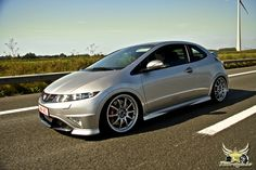 Honda Civic FN, Type R