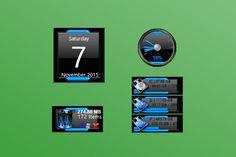 Blue Devil Party Widget for Windows 10 http://win10gadgets.com/blue-devil-party/   #cpu, #ram, #windows10, #gadgets, #desktop