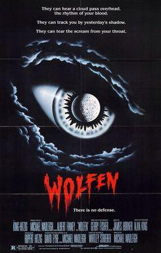 Wolfen (1981) poster art