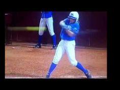 NCAA Womens College Softball - Super Regional Swings - YouTube