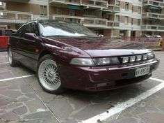 Subaru SVX 4X4, 1991 by Giugiaro