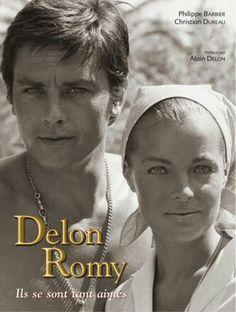Alain Delon e Romy Schneider Romy Schneider, Alain Delon, Brigitte Bardot, Melodie En Sous Sol, Sarah Biasini, Interview, Actor Studio, James Spader, Stars