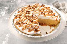 Easy turtle pumpkin pie (no-bake)