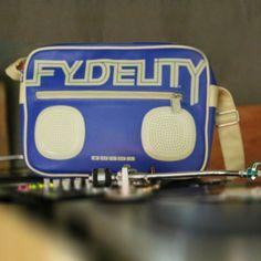 Stereobag Schultertaschen - Geschenke von Geschenkidee