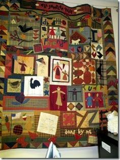 at Pioneer Quilts