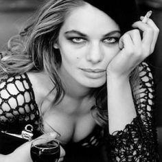 Peter Lindbergh for Vogue Italia February 1990.