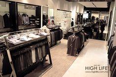 Confluencia de la distinción en un lugar exclusivo. Nuestras boutiques: www.highlife.com.mx