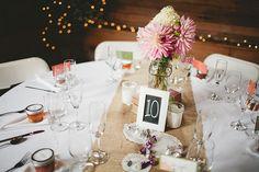 pinterest table details wedding
