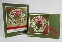 SU Wondrous Wreath *photo only (Dec 1, 2014)