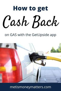I've used the GetUpside app and found it is no-nonsense and works well. It is not a scam, it is legitimate. Start saving money today! In my testing, I have found it works well for daily use. I have personally tested this with gas stations in my area for about a year, saved up about $30.00 in cash back, and successfully withdrawn it. #cashback #savemoney #savemoneyongas #gas #moneymangement #debtfree #personalfinance Best Money Saving Tips, Ways To Save Money, Money Tips, Saving Money, How To Make Money, Paying Back Student Loans, Money Today, Money Matters, Money Management