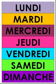 Calendrier rituel – My home homeschool French Flashcards, French Worksheets, French Language Lessons, French Language Learning, French Teaching Resources, Teaching French, French Classroom Decor, French Lessons For Beginners, Basic French Words
