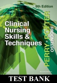 Essentials of pathophysiology 4th edition pdf pdf essentials and clinical nursing skills and techniques 9th edition perry potter test bank fandeluxe Gallery
