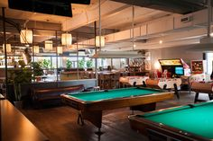 Montreal's Most Unusual Bars Canada Eh, Quebec City, Best Cities, Bar, Cool Stuff, Loft, Interiors, Pool Table, Home Decor