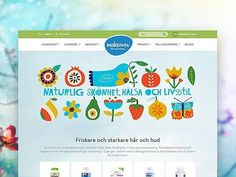 @makeover.se is the webshop in Sweden with healthy natural and organic products. WebCodium made development on Magentostill supports the project and partly helped with UI/UX design. If you understand nothing in the previous sentence don't be afraid just look at the nice photo. #javascript #wordpress #php #webdevelopment #development #webdesign #developer #developing #webdeveloping #mac #macbook #macbookair #macbookpro #laptop #coding #programming #webdeveloper #developers #mysql #frontend…