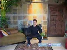 ▶ Exercises with Dumbbells : How to do Dumbbell Squat Press Exercises - YouTube