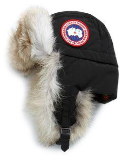 4ad938e3728 Canada Goose Aviator Hat Canada Goose Outlet