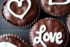 Chocolate Cupcakes #paleo #primal